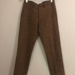 Men's J. Crew Slim Bedford Wool Dress Pant, 30x30